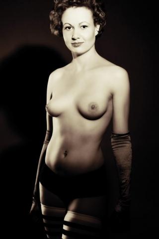 Nude Photogrpahy - Fourways - dorothy socks