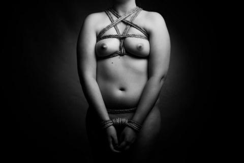 Nude and fetish photogrpahy - northcliff - pentagram shibari
