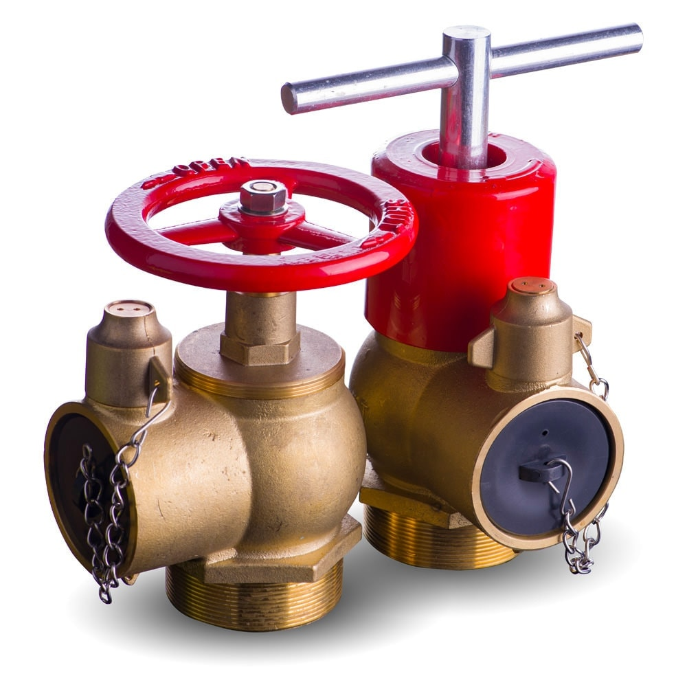 Product Shot - Johannesburg - Chubb Fire - Valves