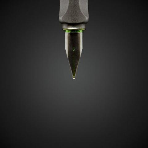 Product Shot - macro shots - Northcliff, Johannesburg - Lamy Pen Nib