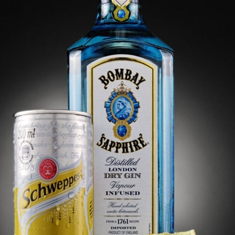 Product Shot - Rivonia, Johannesburg - Gin and Tonic