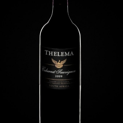 Product Shot - Bottle shots - Sandton, Johannesburg - Thelema Wines