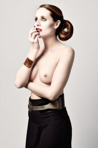 nude photogrpahy - sandton- the classic look