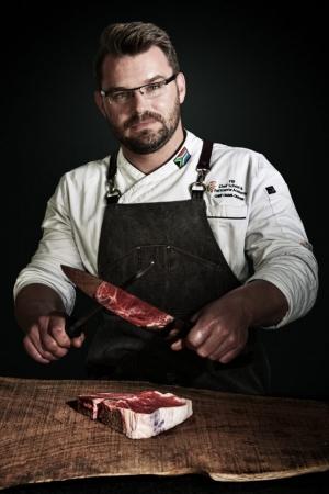 Headshot - Olivedale, Johannesburg - Chef Charl